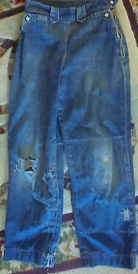 Levis Child Jeans  BIG E Side Zip Pearlized Snaps