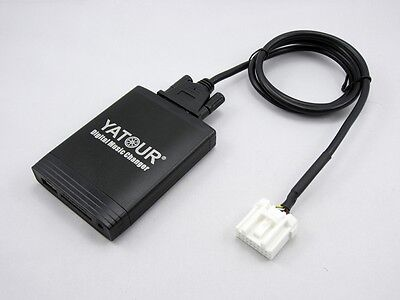 USB SD MAZDA AUX Adapter MP3 CD-Wechsler Mazda 6 GG/GY/GG1 2002-2007