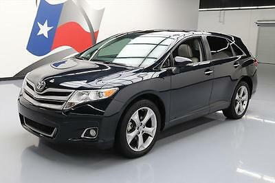 2015 Toyota Venza  2015 TOYOTA VENZA XLE DUAL SUNROOF HTD SEATS NAV 42K MI #073619 Texas Direct
