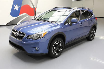 2014 Subaru XV Crosstrek  2014 SUBARU XV CROSSTREK 2.0I LTD AWD SUNROOF NAV 18K #230423 Texas Direct Auto