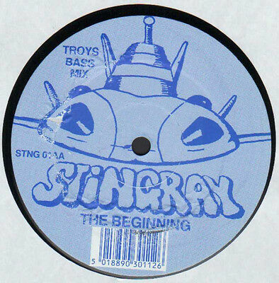 "★★12"" Uk Breakbeat / Hardcore**the Beginning - Stingray★★11110"