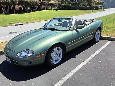 1999 Jaguar XK8 Convertible 1999 jaguar xk8 convertible