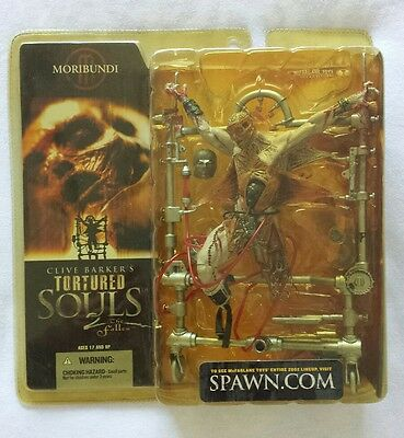 CLIVE BARKERS TORTURED SOULS 2 THE FALLEN MORIBUNDI Mcfarlane toys. Still Sealed