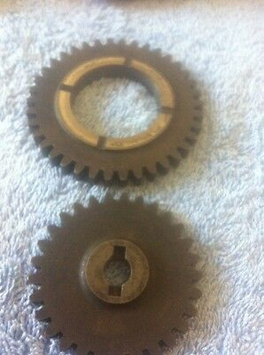 Suzuki Gs-Gsx Oil Pump Gears 78-81