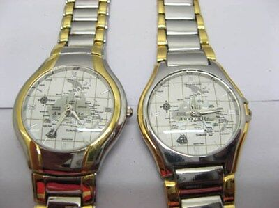 5X New Stainless Steel Wristwatch for Men wa-w152
