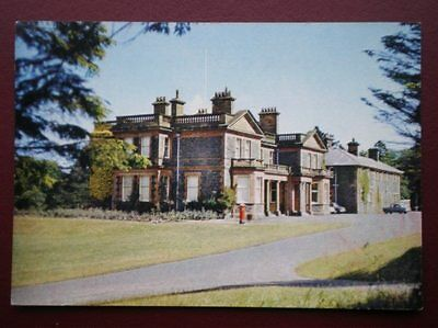 Postcard Co Down Cultra Museum - Hq Of The Ulster Folk Museum