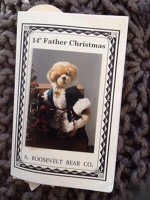 Pattern For 14 Inch Father Christmas