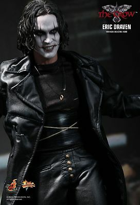 LAYBY CLEARANCE Hot Toys MMS210 The Crow 1/6 Eric Draven PRICE REDUCED = 159.99!