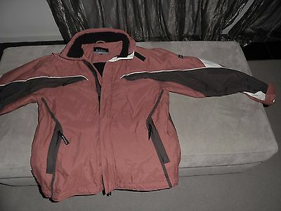Stylish European Ladies' Snowboarding/Ski Jacket Size 14