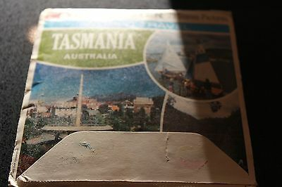 Vintage View Master Reels World Travel Tasmania australia