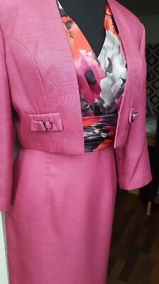 GINA BACCONI Mother of the bride/Groom bnwt ex bridal stock uk 14