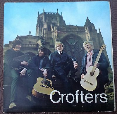 THE CROFTERS 'Four More From' CAM Records EP