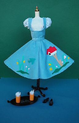 Vintage Barbie #979 FRIDAY NIGHT DATE REPRO Fashion Outfit – MINT and COMPLETE