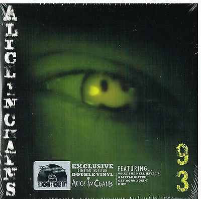 "Alice In Chains What The Hell Have / Get Born Again Doppio Vinile 7"" Rsd 2017"