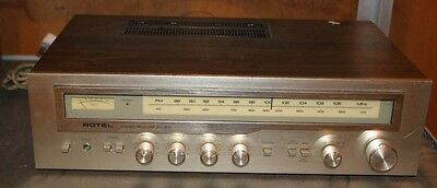 Vintage stereo receiver Rotel RX 300