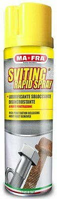 SVITING RAPID SPRAY – Unblocking descaler for screws and bolts