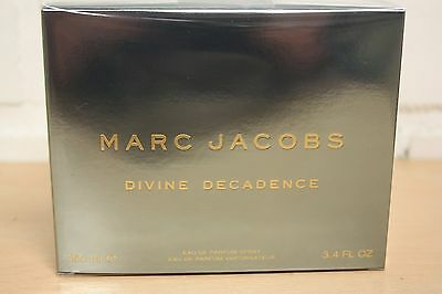 Marc Jacobs Divine Decadence Damen Eau de Parfum 100 ml EDP Neu