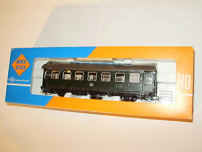 Roco 4214 .2nd Class Pass coach. MIB. New old stock. HO. Boxed. Made in Austria