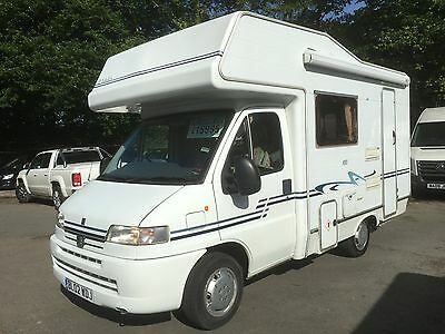 ☆ 2002 Peugeot Xpedition 100 ☆ Campervan Motorhome 5 Berth ☆ Immaculate 4 Year ☆