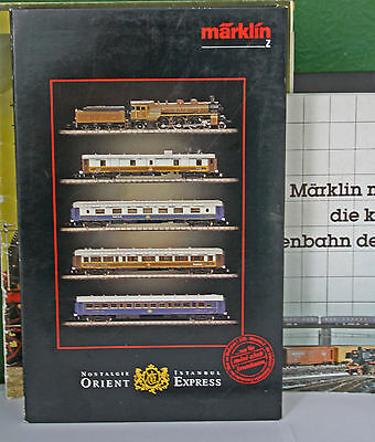 Märklin Spur Z mini-club 8108 Orient-Express