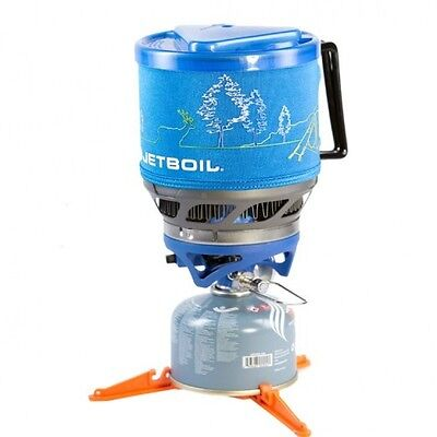 Jetboil Minimo (Blue Line Art) Personal Cooking System