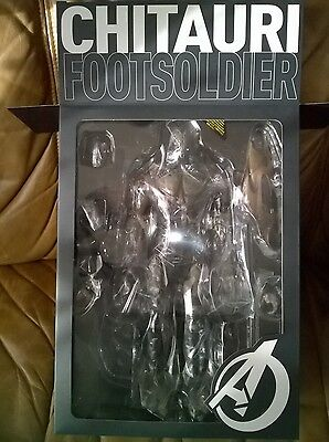 Chitauri Footsoldier MMS226 Hot toys 1/6 The Avengers
