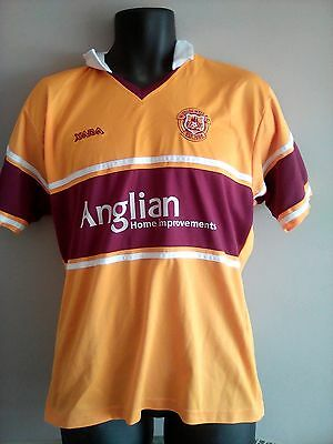 Motherwell Fc Home Shirt 2006 - 07 Adult Large In Fair Condition