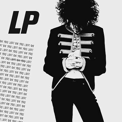 """Lp Lost On You / Other People Vinile 7"""" White Vinyl Rsd 2017 Nuovo Sigillato"""