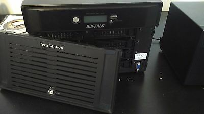 Buffalo TeraStation Pro 8 TS-8VHL/R6 (8-Bay) RAID Network Storage Server (4x2TB)