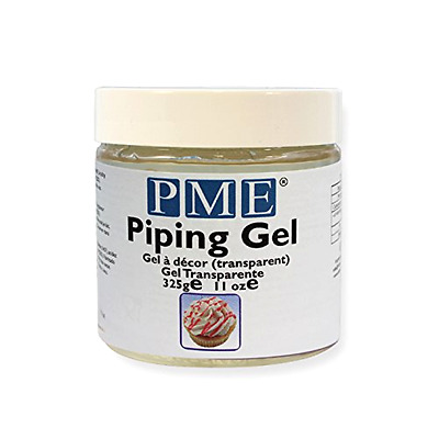 NEW PME 325g Piping Gel Cake Baking Icing Decorating FREE P&P