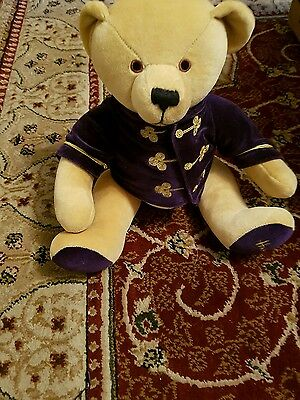 Harrods christmas bear 2000  REDUCED PRICE