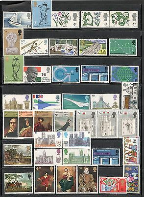 Great Britain Stamps MNH United Kingdom Stamps