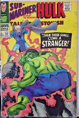 Tales To Astonish # 89, Silver Age Clearance Copy.