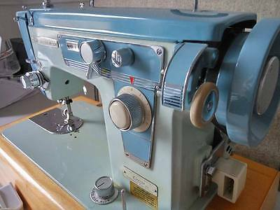 Vintage Westminster Lovely Sewing Machine Industrial Retro Antique Art Deco