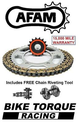 Tool Honda VTR1000 SP1 00-02 DID /& JT Chain And Sprocket Kit
