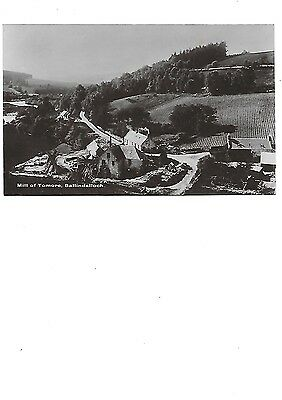 BALLINDALLOCH  Mill of Tomore RP Early Postcard
