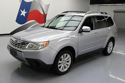 2012 Subaru Forester  2012 SUBARU FORESTER 2.5X PREM AWD PANO ROOF HTD SEATS! #470689 Texas Direct