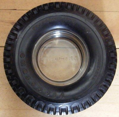 Tire ash tray Firestone Tires