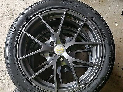 "alloy wheels 16"" with tyres"