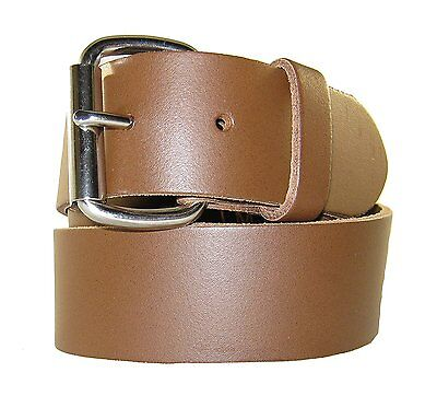 "BELT UP®- Premium 1.5"" Quality Fashion Jeans Belt 100% REAL LEATHER Black/Brown"