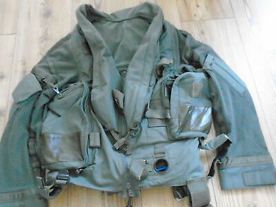 Beaufort  Eurofighter G Flight Jacket Size 5 Genuine Raf Issue