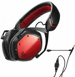 Lot casque v-moda crossfade wireless 3D + boompro microphone + Over ear shields