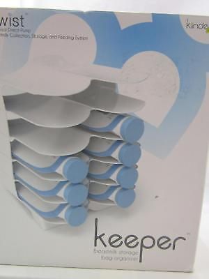 Kinde Keeper Breastmilk Storage Bag Organizer
