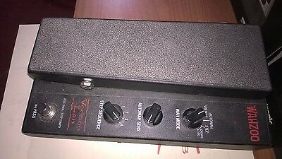 Effetto per Chitarra Voodoo Lab Wahzoo - pedale wah wah vintage, autowah e stepw