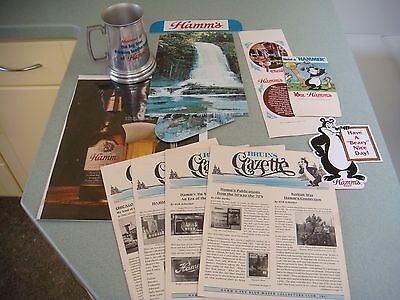 Hamms Beer - Bear Group of Collectibles