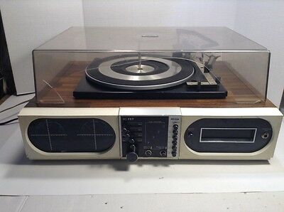 Rare MIIDA VINTAGE Model 2050 STEREO RECEIVER TUNER 8-TRACK PLAYER Record Player