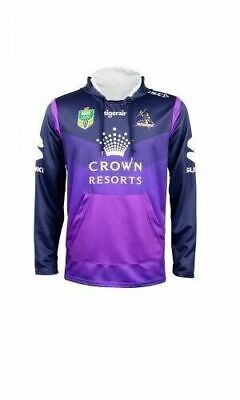 Melbourne Storm 2017 NRL Jersey Hoody/Hoodie Adults and Kids Sizes Made By ISC