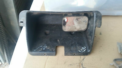 Valiant Chrysler  Charger glove box with mirror.