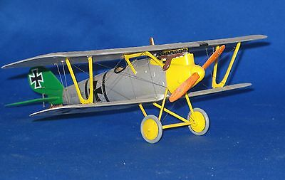 BUILT 1/48 scale WWI German PFALZ D III fighter