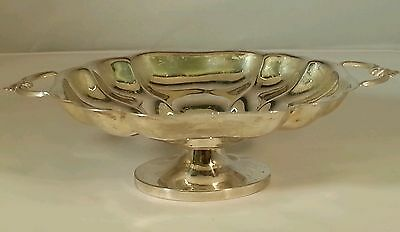 Mueck-Carey Co. Sterling Silver #300 Footed Condiment Bowl 143g - NO RESERVE